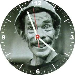 Relógio Decorativo Sr. Madruga Rindo