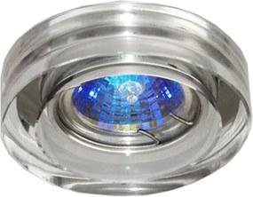 Embutido Cristais Redondo para Minidicroica - Bella Iluminação - YD756B