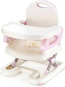 Cadeira De AlimentaçÁo Premium Flexível Rosa