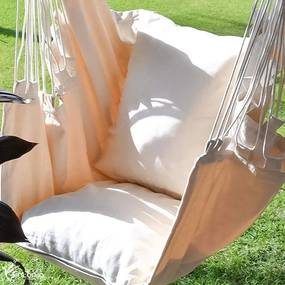 Rede Cadeira Aconchego Branca