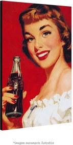 Poster Coca-Cola (40x60cm, com Painel)