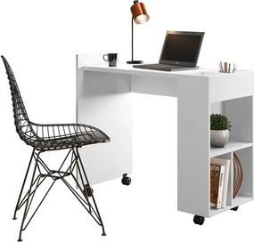 Office Alessa M2 Branco – Lukaliam Móveis