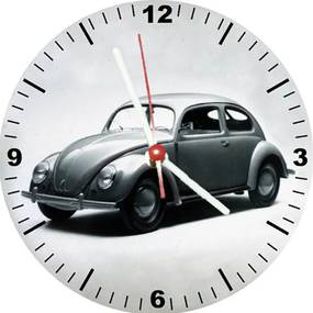 Relógio Decorativo Fusca