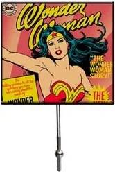 Cabideiro Mulher Maravilha Vintage DC Comics