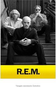 Poster R.e.m. (60x90cm, Apenas Impressão)