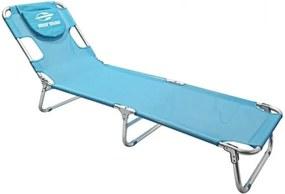 Cadeira Mormaii Espreguiçadeira em Alumínio