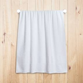 Toalha Banho Tóquio Branco 70Cm X 1,40M Branca
