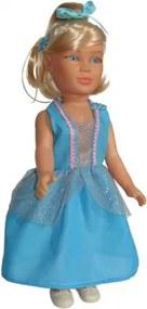 Boneca Princesas Cinderela Zap - 1018