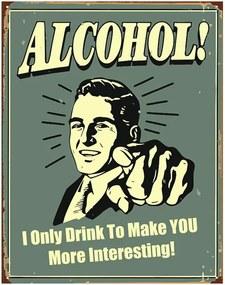 Placa Alcohol