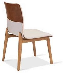 Cadeira Leia Estofada Design Contemporâneo Casa A Móveis