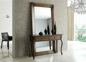 Espelho Jamili 215cm Madeira Maciça -