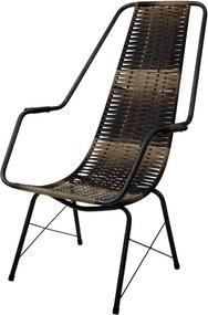 Cadeira Fibra Hawai Fabone Móveis Tubulares