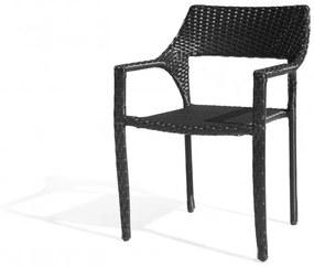 Cadeira Jade Empilhável Área Externa
