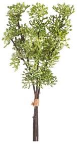 Ramalhete Semente de Eucalipto 34 Cm - Verde Escuro