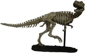escultura esqueleto ÉVORA resina bege 47cm Ilunato NA0605