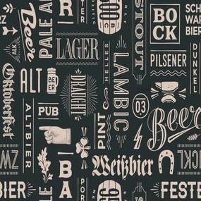 Papel De Parede Adesivo Pub (0,58m x 2,50m)