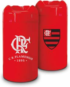 Porta garrafa 1 litro - flamengo