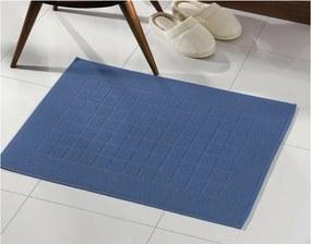 Toalha Para Piso Felpudo Liso Royal II Azul 10195 AF-1317