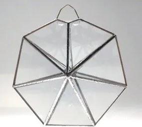 Prisma D'água Heptalátero (10cm)