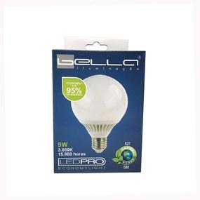 Lâmpada de Led Baloon 9W 3000K - LEDPRO - Bivolt