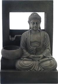 Fonte de Água Buda Resina 220v