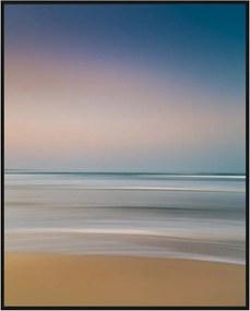 Tela em Canvas - Nuance - 70x120cm - Moldura Preta  Kleiner Schein