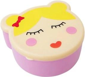 Conjunto Lancheira Sweet Face - Rice