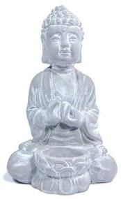 Buda de cimento mudra