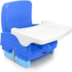 Cadeira de RefeiçÁo Portátil Cosco Smart Azul
