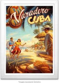 Poster Varadero (30x45cm, com Painel)