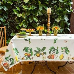 Toalha De Mesa Teflon® Frutas 1,50M X 2,50M