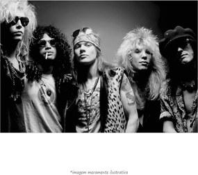 Poster Guns N' Roses (60x90cm, Apenas Impressão)