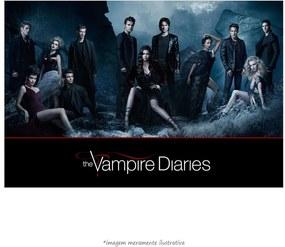Poster Diários Do Vampiro (50x75cm, Apenas Impressão)