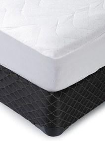 Protetor de Colchão King Fibrasca Classic Impermeável 100x200cm Branco