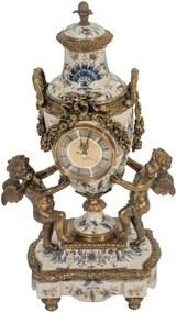 Relógio de Porcelana Tour