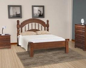 Cama de Casal Queen Eliane Madeira Maciça Bedroom