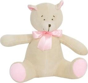 Urso Plush C/ Laço G