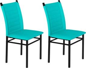 Conjunto 2 Cadeiras Tokio  Verde