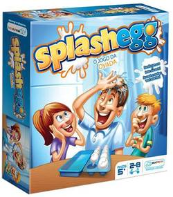 Jogo Splash EGG Multikids