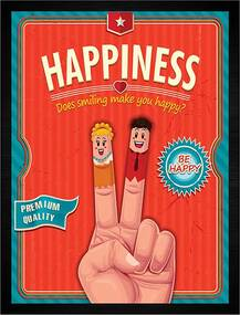 Quadro Happiness