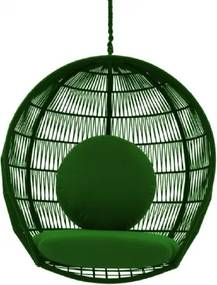 Balanço em Corda Bold Verde