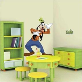 Adesivos de Parede RoomMates Colorido Mickey & Friends - Goofy Peel & Stick Giant Wall Decal