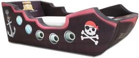 Cama Cama Carro Do Brasil Infantil Pirata