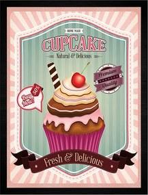 Quadro Cap Cake II