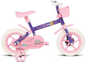 Bicicleta F Paty Ll C/Ac Rs - Aro 12