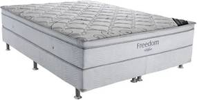 Conjunto Box Freedom King 186 cm (LARG) - 43126 Sun House