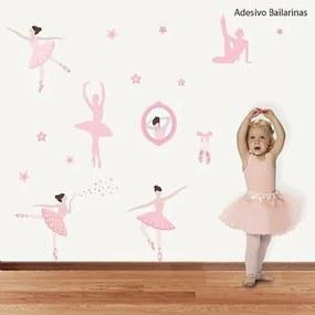 Adesivo Bailarinas