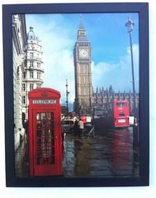 Quadro Phone Londres