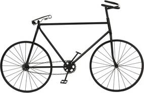 Escultura Udecor de Parece Bicicleta Preto