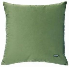 Almofada 50x50 cm Military Green - Vogue Experience - Velvet